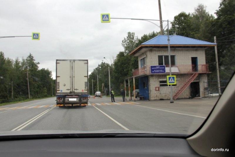 Автопробег по трассе М-3 Украина из Брянска в Москву